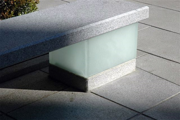 Cast Glass From Art Glass Production